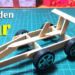 How to Make Amazing Wooden Racing Car by Your Own